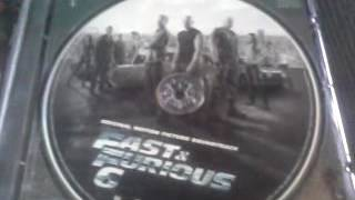 Nonton Unboxing Fast & Furious 6 DVD & Soundtrack CD Film Subtitle Indonesia Streaming Movie Download