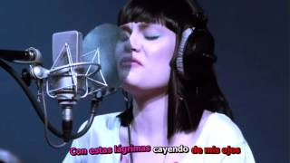 Jessie J 'Nobody's Perfect' Acoustic - traducida español