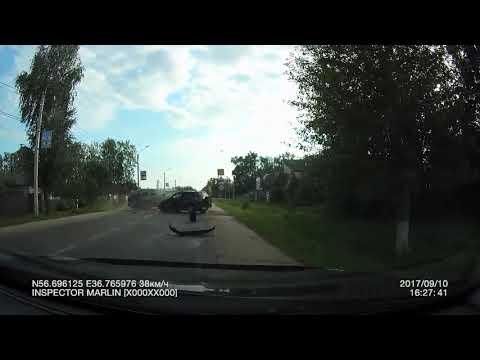 Авария в Канаково