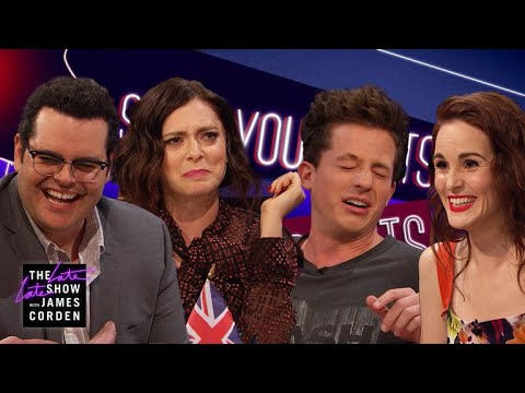 Download Spill Your Guts or Fill Your Guts w/ Charlie Puth, Josh Gad, Michelle Dockery & Rachel Bloom HD Mp4 3GP Video and MP3