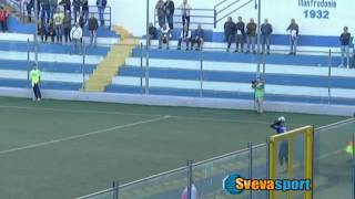 Preview video MANFREDONIA - BISCEGLIE 2-1