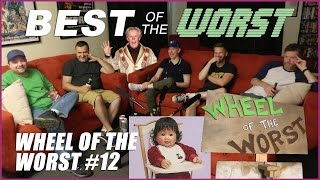Video Best of the Worst: Wheel of the Worst #12 MP3, 3GP, MP4, WEBM, AVI, FLV Agustus 2018