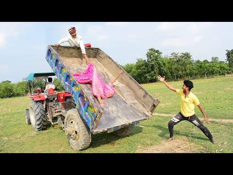 Must Watch  Funny Video 2021 Comedy Video 2021 try to not lough By Bindas fun bd