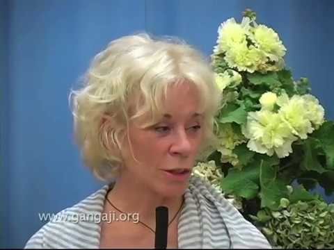 Gangaji Video:  Trusting Yourself can be Realizing Yourself