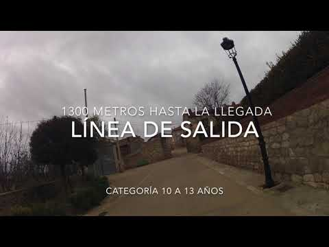 Circuito San Silvestre Los Balbases 2017