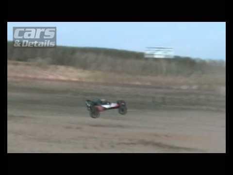 Смотреть видео HPI BAJA 2.0 5B 1/5 2WD RTR