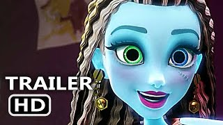 Nonton Monster Hlgh Electrified Official Trailer  2017  Animation Family Movie Hd Film Subtitle Indonesia Streaming Movie Download
