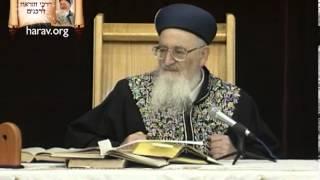 """מרן הרב מרדכי אליהו זצ""""ל – פרשת וישלח + הלכות חנוכה (ה'תשנ""""ח)"""