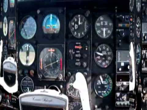 Barron Thomas 1968 Cessna 320F Skyknight Aircraft For Sale VIDEO