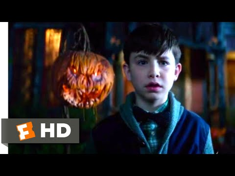 The House With a Clock in Its Walls (2018) - Smashing Pumpkins Scene (8/10) | Movieclips