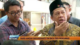 Video Fahri Hamzah Yakin Setya Novanto Tak Baca Teks Proklamasi MP3, 3GP, MP4, WEBM, AVI, FLV Desember 2017