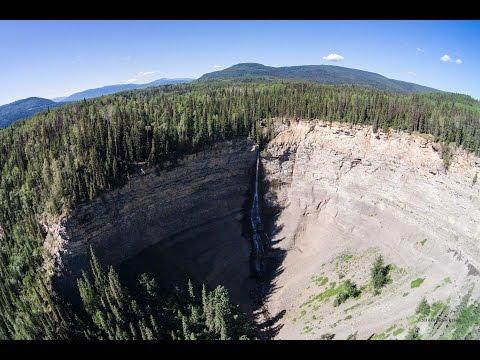 Tumbler Ridge Drone Video