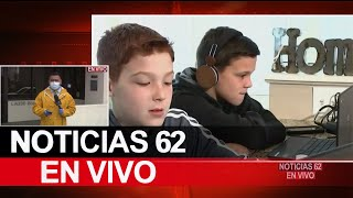 LAUSD continúa ayudando a estudiantes para estudiar en línea – Noticias 62 - Thumbnail