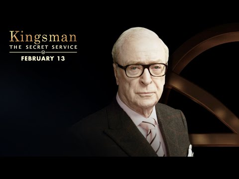 Kingsman: The Secret Service (Featurette 'Meet Arthur')