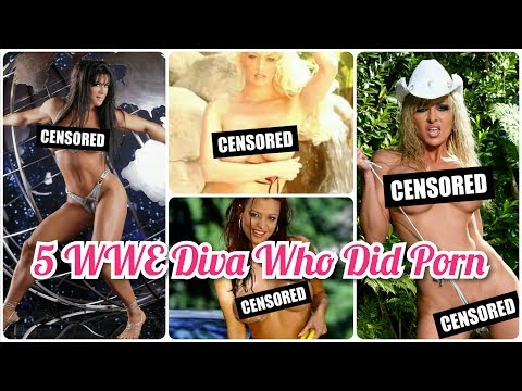 5 Wwe Diva Who Did Porn | Wwe Highlights