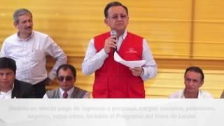 Contraloría solicitó al MEF la suspención de cuentas a la Municipalidad de José Leonardo Ortiz