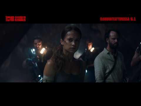 """Tomb Raider: Stop Them 15"""" -spotti"""