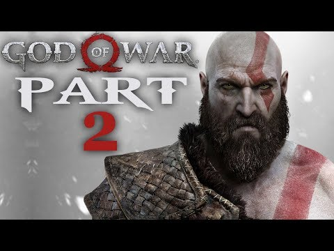 God Of War (2018) - Let's Play - Part 2 - \