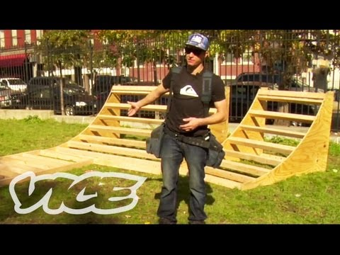 miniramp - Check out these step-by-step instructions on how to build a mini ramp with pro skater Billy Rohan. If you've got a bunch of pro-skateboarder friends and you'...
