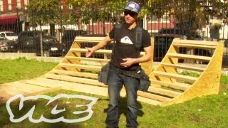 How To Build A Mini Ramp with Billy Rohan