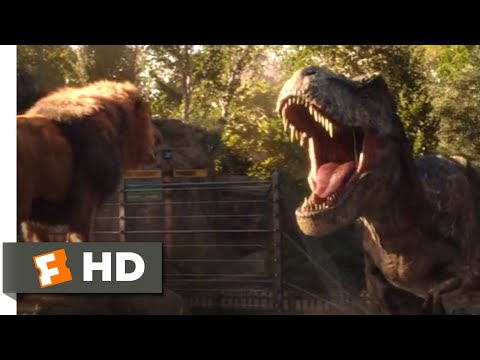 Jurassic World: Fallen Kingdom (2018) - Jurassic World Scene (10/10) | Jurassic Park Fansite