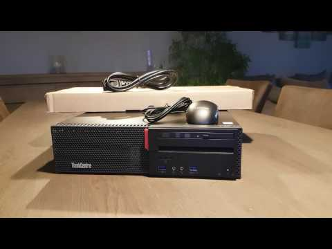 Lenovo ThinkCentre M700 review