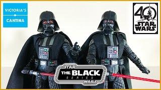 "Video STAR WARS The Black Series 40th Anniversary 6"" DARTH VADER Variant Comparison MP3, 3GP, MP4, WEBM, AVI, FLV Juni 2018"