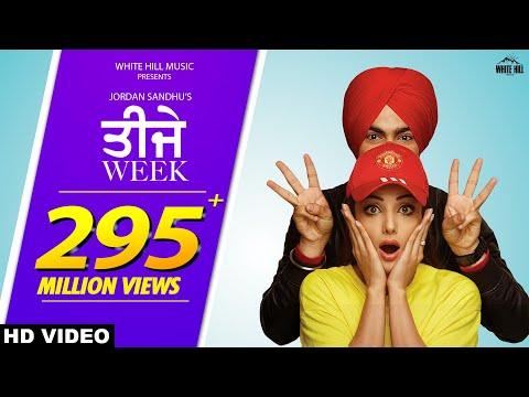 Teeje Week (Full Song) Jordan Sandhu | Bunty Bains | Sonia Mann | The Boss | New Punjabi Songs