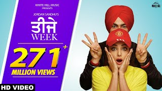 Video Teeje Week (Full Song) Jordan Sandhu | Bunty Bains, Sonia Mann | New Punjabi Songs 2018 | White Hill MP3, 3GP, MP4, WEBM, AVI, FLV Agustus 2018