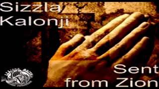 Sizzla - Sent From Zion (Released 2013) - Lexzona Muzyk