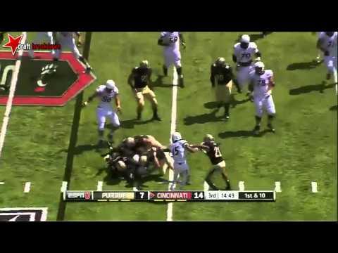 Blake Annen  vs Purdue 2013 video.