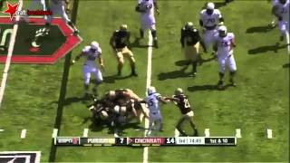 Blake Annen vs Purdue (2013)