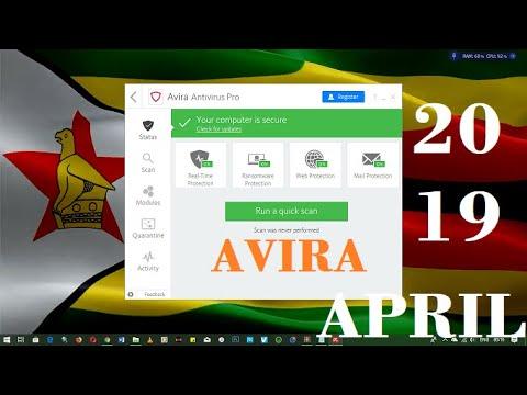 How to get Avira Antivirus Pro 2019-2043 [100% Working]