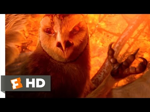 Legend of the Guardians (2010) - Kludd's Betrayal Scene (9/10) | Movieclips