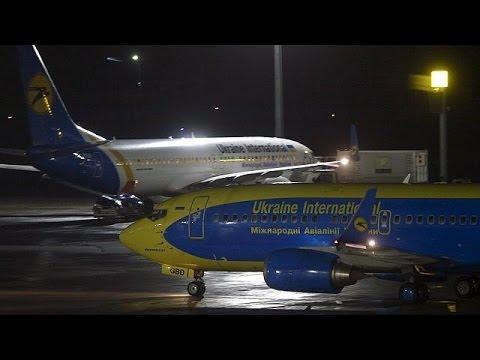 Ρωσία-Ουκρανία: Απαγορεύσαν τις πτήσεις η μία στον εναέριο χώρο της άλλης