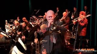 Big Band Liechtenstein 30 years anniversary feat. James Morrison. November 03. 2013 - Kulturbühne AMBACH, Götzis AT.