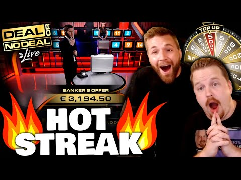 INSANE Deal or No Deal Streak!