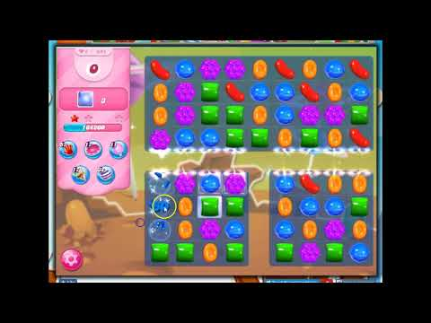 Candy Crush Level 854 Talkthrough, 12 Moves 0 Boosters