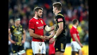 Highlights: Hurricanes 31-31 British & Irish Lions