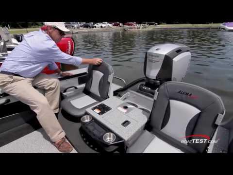 катера для рыбалки тест