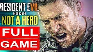 Video RESIDENT EVIL 7 NOT A HERO Gameplay Walkthrough Part 1 FULL GAME [1080p HD PC] - No Commentary MP3, 3GP, MP4, WEBM, AVI, FLV Desember 2017
