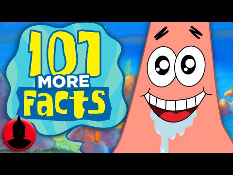 107 MORE Spongebob Squarepants Facts YOU Should Know - (ToonedUp #116) @ChannelFred