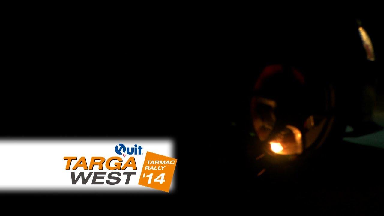 Malaga at Night – Quit Targa West 2014