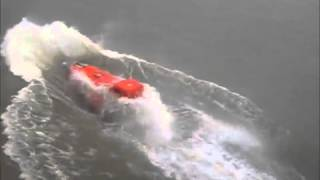 Ever Seen A Boat Execute A Perfect Front Flip?