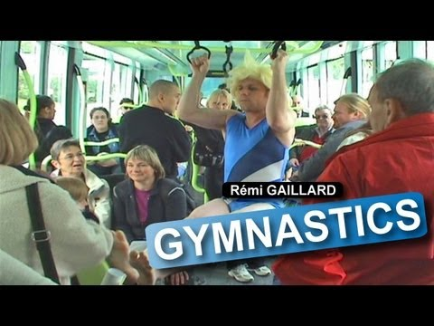 Gymnastics (R�mi GAILLARD) Video