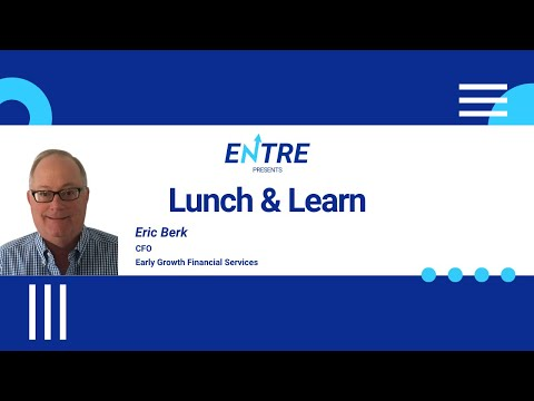 Lunch & Learn With Erik Berk