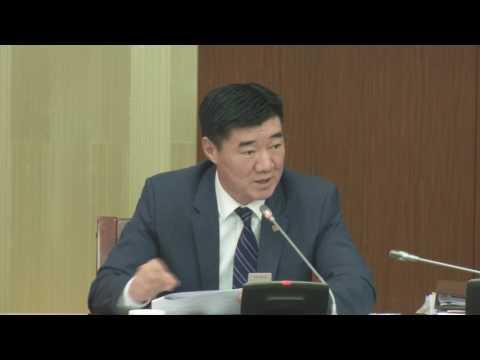 С.Бямбацогт: Бүү мушги! Монголын бизнес эрхлэгчдэд ашигтай хууль гаргахаар зорьж байна шүү дээ