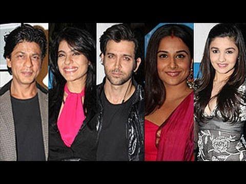Big B, SRK, Sanju, Kajol Value Their Technicians..