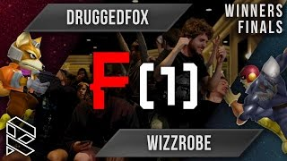 Wizzrobe Vs DruggedFox – Function(1) Winners Finals