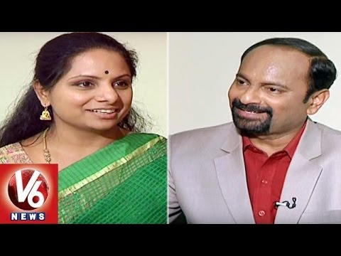 Nizamabad MP Kavitha Exclusive Interview | Innerview